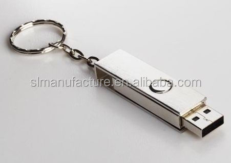 Fashion New 32GB Key Chain 2.0 USB Flash drive 64GB 16GB pen drive 4GB 8GB Waterproof Metal Key model USB memory stick