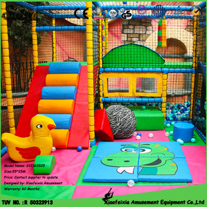 Baby sports equipment indoor play sets Kids Colorful Soft Play