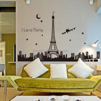 Nieuwe Ontwerp 2014 Parijs Eiffeltoren Decoratie Nacht Lichtgevende ...