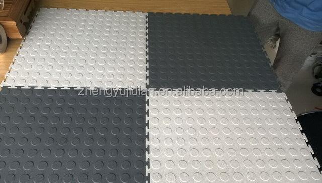 Piastrelle pavimento pvc a piastrelle per pavimenti per il
