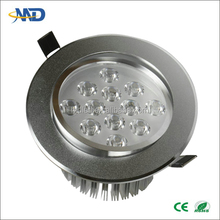 12W china supplier Dimmable & No Dimmable led ceiling spot down light 90-277v 3 years warranty high power ceiling led light