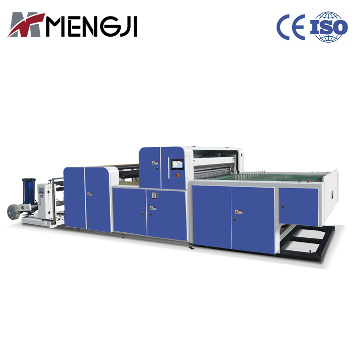 Economic and Efficient plotter paper roll slitting machine