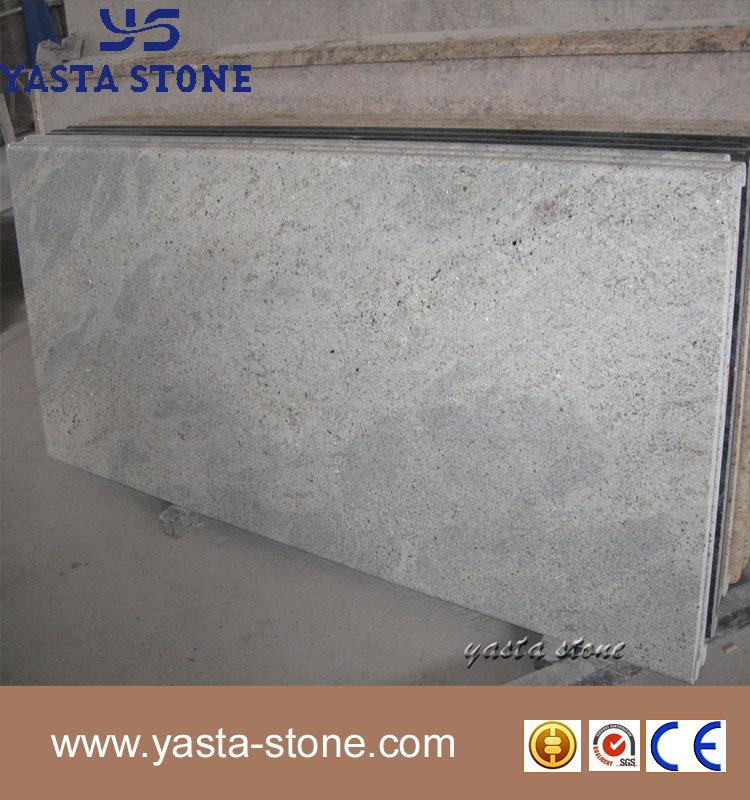 Prefab Kashmir White Kitchen Granite Countertops With Laminated Bullnose Buy Prefab Countertop