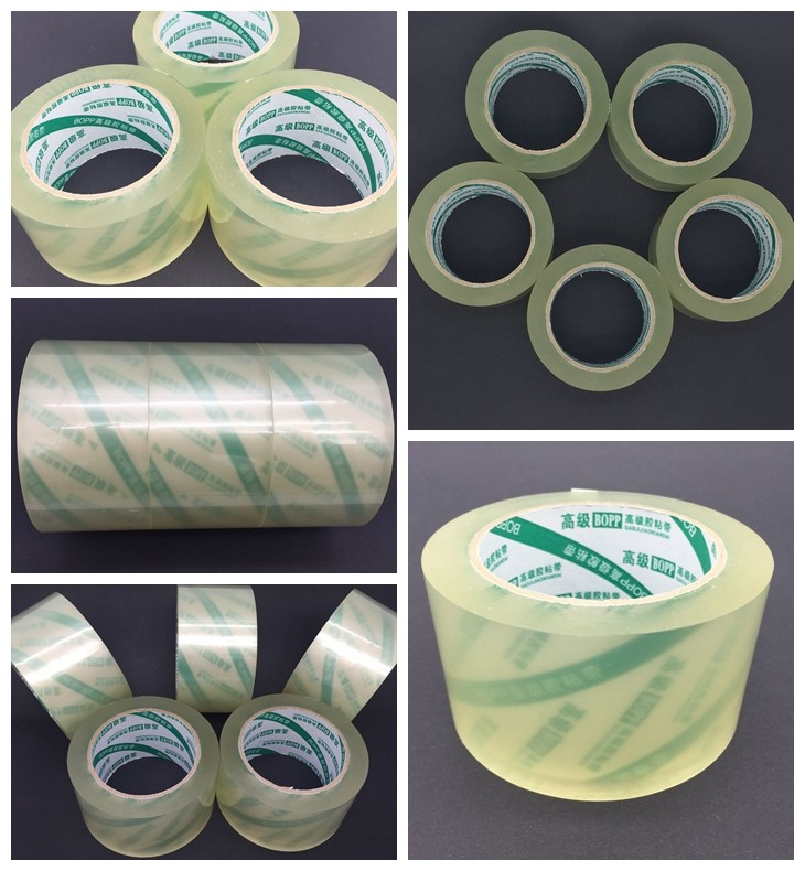 China Suppliers 36 Rolls Clear Packing/shipping/box Tape- 2 Mil- 2 ...