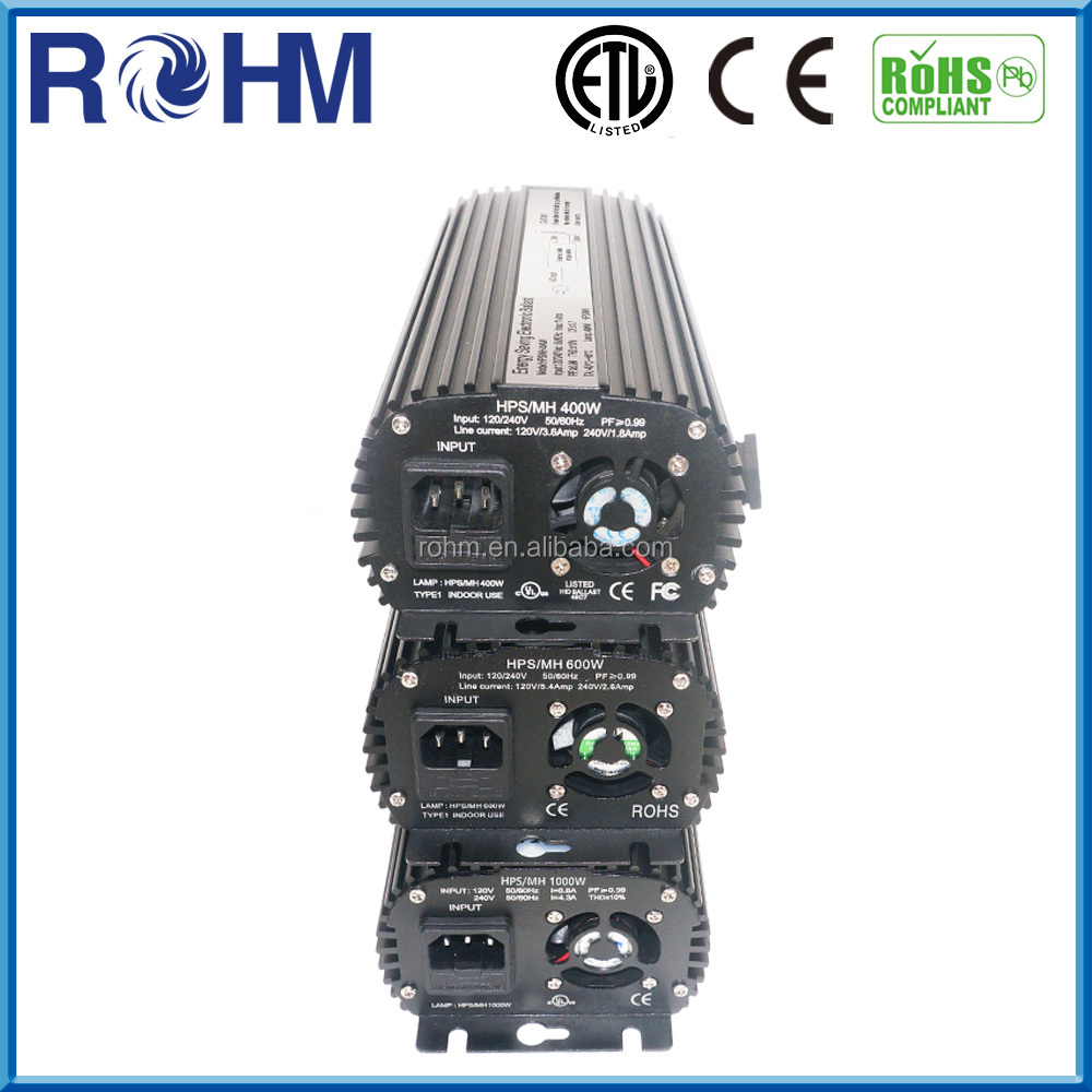 Hot selling HPS MH electronic ballast halogen lamp 500w in guangzhou