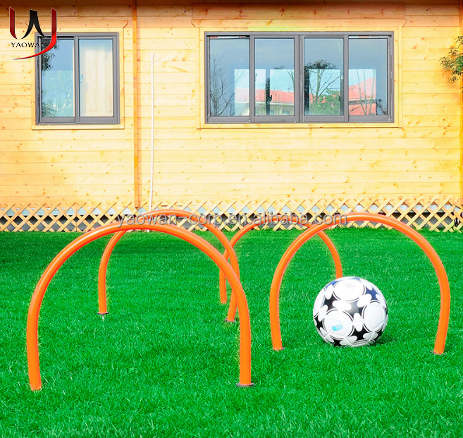 Soccer training equipment passing arcs <strong>football</strong>
