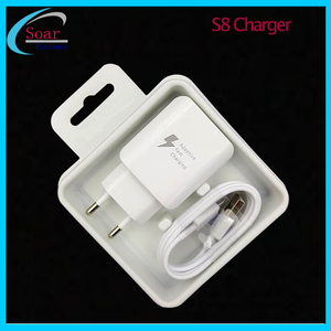 Mobile phone charger for Samsung galaxy S8 type c cable fast charger S8