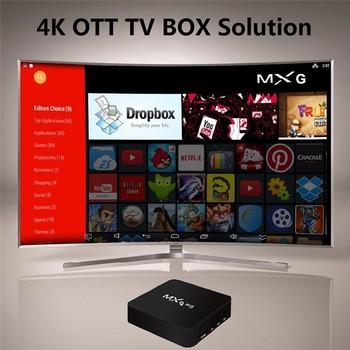 Mxg R9 4k Iptv Box Ad Player Programmed Tv Box Mxg R9 Rk3229 Black Box  Internet Tv Receiver - Buy Box Internet Tv Receiver,Mxg R9 4k Android Tv