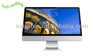 21.5 inchi5-3470 ultra thin all in on pc / computer /desktop/high performance/wide screen