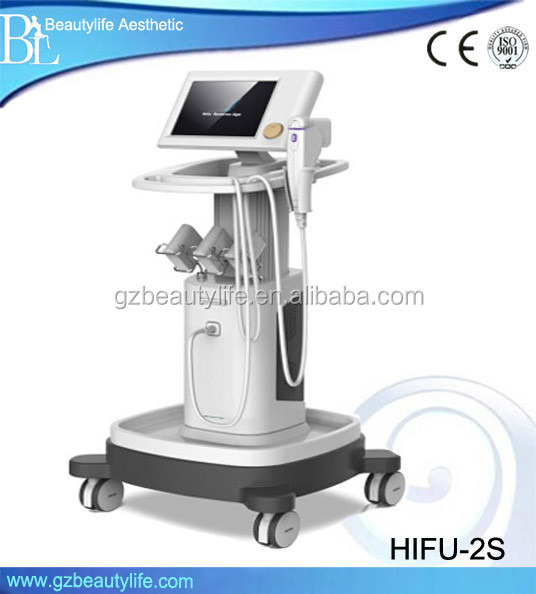 Professional and Easy operating Hifu anti aging wrinkle removal device with CE