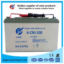 Solar Panel 250AH12V VRLA Storage Battery Contaniner Box