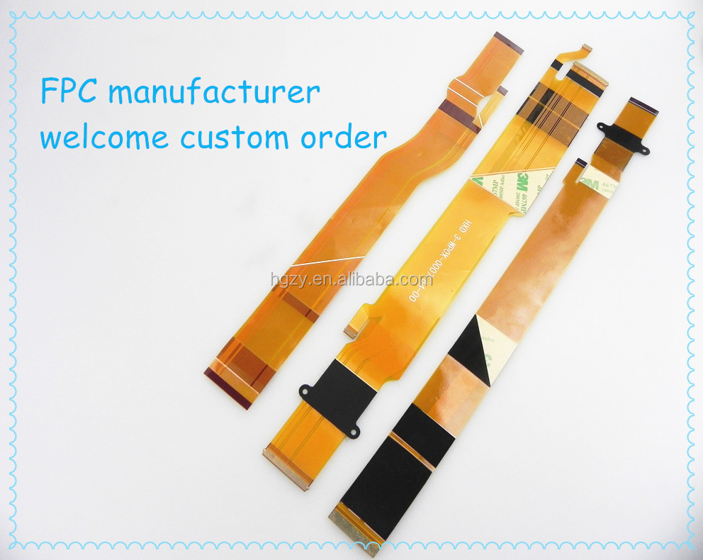 Custom Made FPC DVD Scanner Printer SP6300 SP6700 FPC Flat Flex Cable
