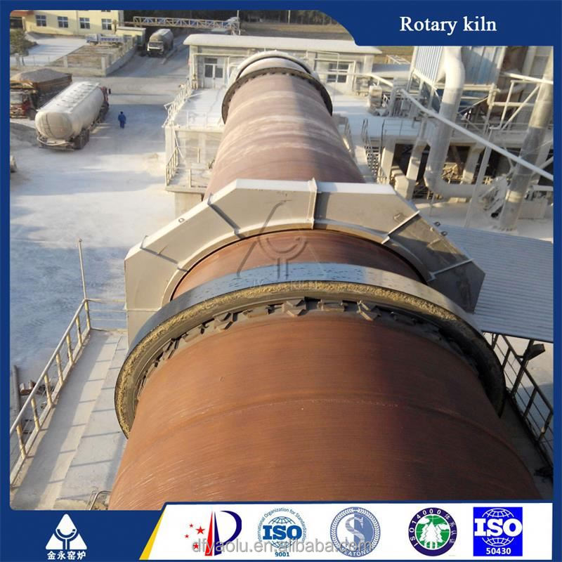 Top Leading Lime Rotary Kiln For Calcined Dolomite With Approved Supplier