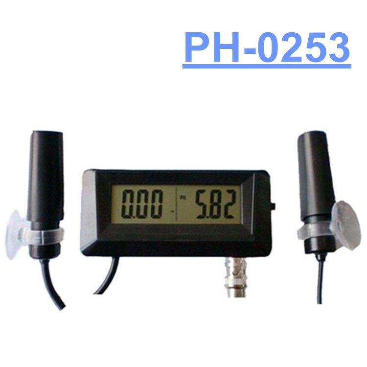 2 IN 1 ec ph meter water test instrument ph/ec meter