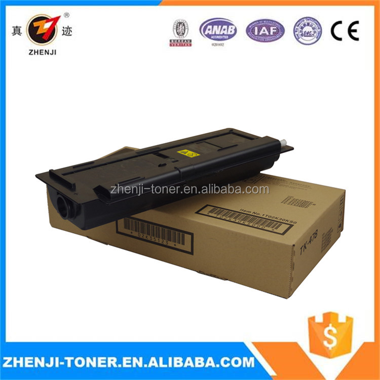 Compatible for Kyocera copier laser toner cartridge TK 475 477 478 479 for MFP FS6025 FS6030MFP