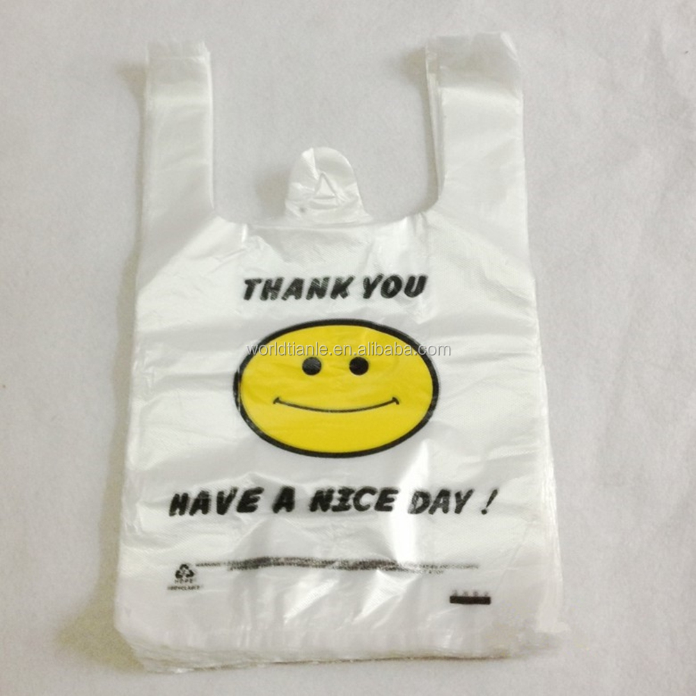 Have A Nice Day T Shirt Plastic Bag Have A Nice Day T Shirt Plastic