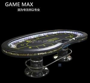 Fine Led Poker Table Led Poker Table Suppliers And Manufacturers Beutiful Home Inspiration Xortanetmahrainfo