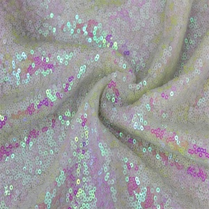 Backdrop Fabric Sequin Matte Sequin Embroidery Fabric For Pillow