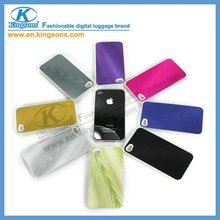 Latest Colorful protective case skin for Iphone 4