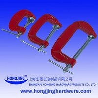 G clamp set