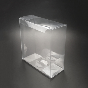 BP-C07 Transparent clear PVC plastic packing box for candy