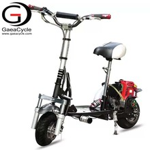High Quality 38CC Foldable Gas Motor Scooter for Adult