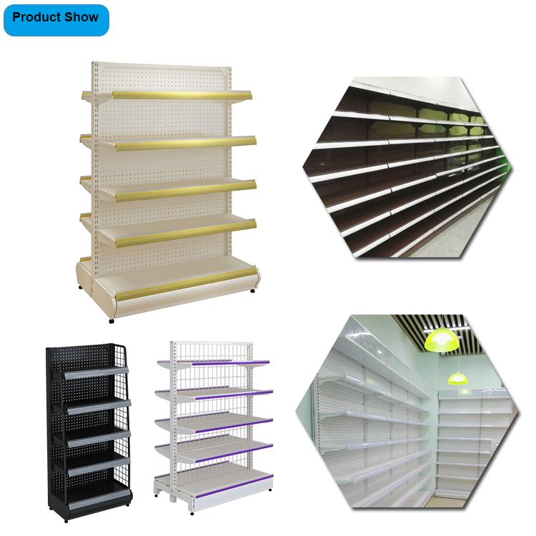 2017 Letuo Stainless Steel Wire Shelving Single-side Wire Basket ...