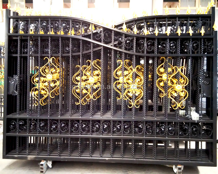 Wrought Iron Gates Models For Homes / Iron Gate Designs Part 87