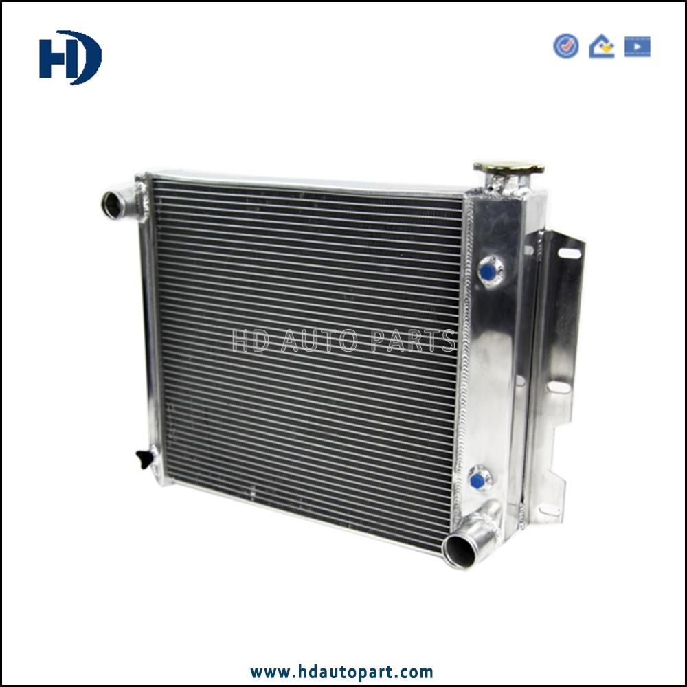 3 row aluminum radiator FOR Jeep Wrangler YJ//TJ//LJ 1987-2006 88 89 90 91 AT RHD