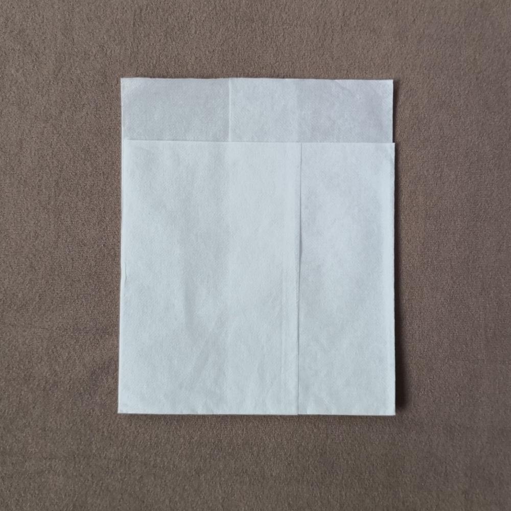 100 x blanc 3 plis serviettes en papier 33cm square fête serviettes vaisselle de restauration
