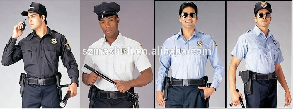 New Design Security Uniform Customize Security Guard Uniform ...