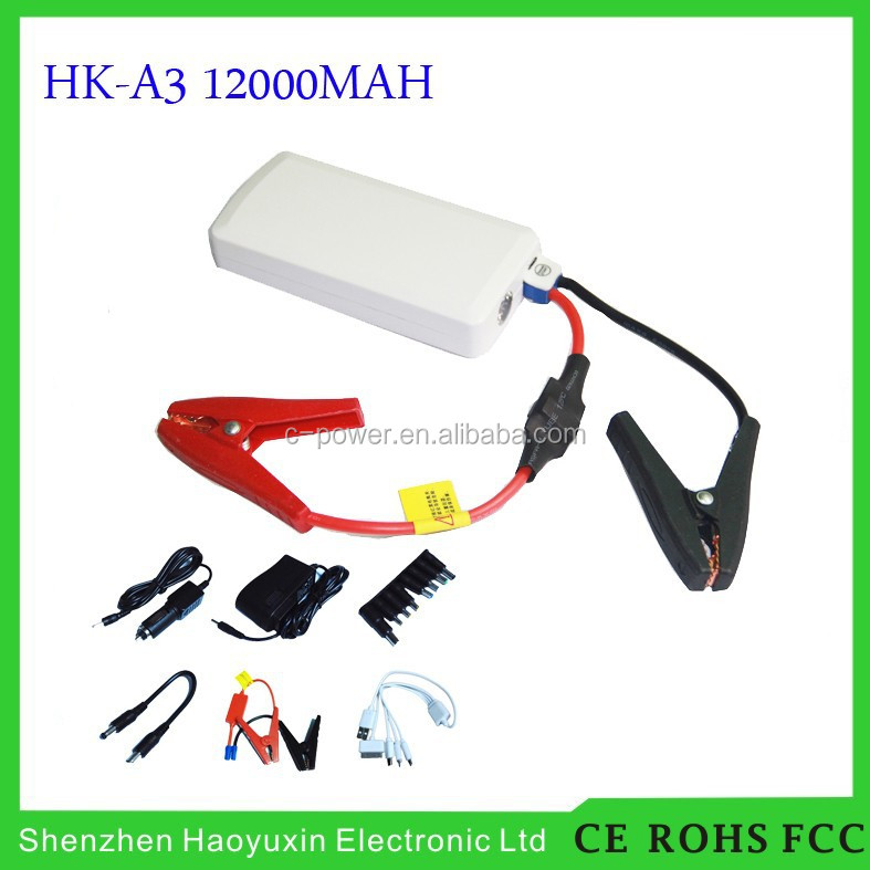 Best Price Safety High Capacity portable slim jump starter for market epower