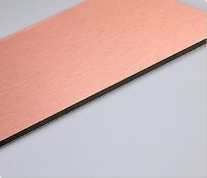 Kuwait hot selling wall aluminum composite panel