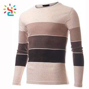 Custom Long sleeve shirt with merino wool t shirt men's winter t-shirt full sleeve T-shirt men
