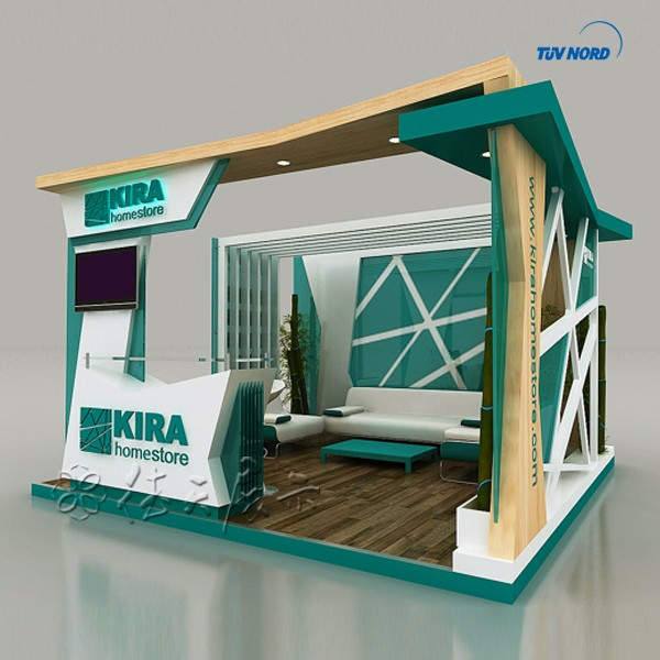 Exhibition Shell Quotes : Trade show cosmetic exhibition wood stand design booth wood