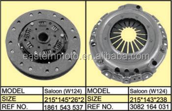 Saloon(w124) Clutch Disc And Clutch Cover/european Car Clutch ...