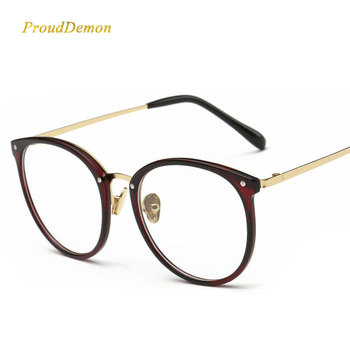 65f2256ffa53 J51081 Unisex Round Metal Frame Glasses Wholesale Italy Design Reading  Eyeglasses 2019