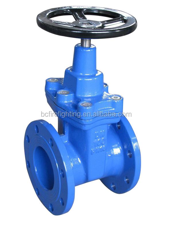 Inch underground water valve cast iron gate