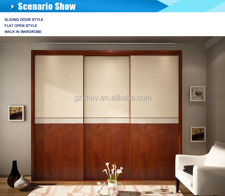 Latest Wardrobe Cabinet Modern Bedroom Furniture Designs
