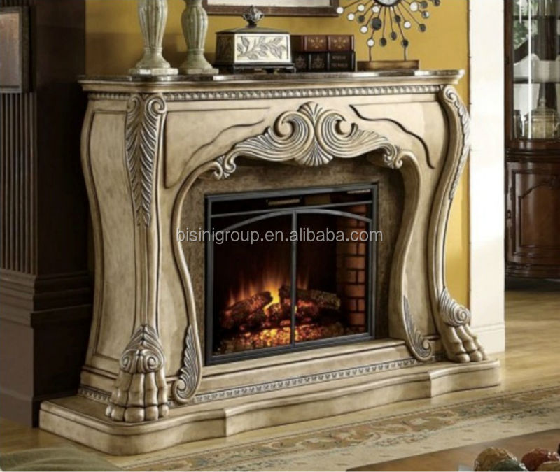 Luxury decorative marble top electric fireplaces wholesale Luxury fireplaces luxury homes