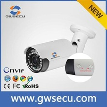 HD IP Camera Outdoor 720P Night Vision ONVIF H.264 Motion Detection Email Alert Remote View Via Smartphone