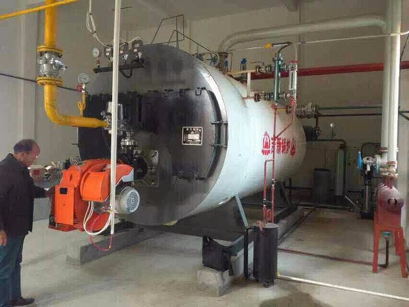 Small Hydrogen Steam Generator With Industrial Condensing Boiler ...