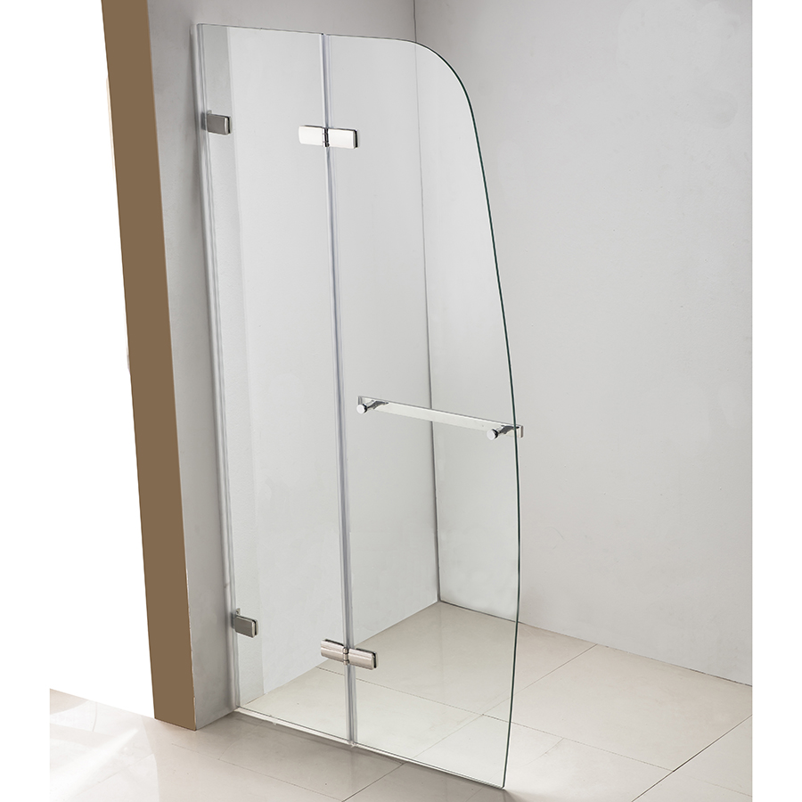 Folding Glass Shower Screen Folding Glass Shower Screen Suppliers