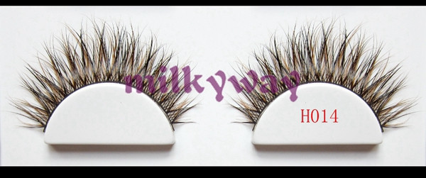 Hot Sale good looks high quality siberian 100% real mink faux eyelash