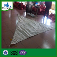Hot sale factory direct price decorative sunshine outdoor shade sail With ISO9001