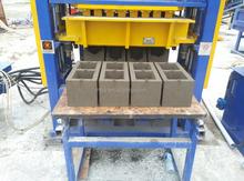 QT4-15Cement Block Production Line