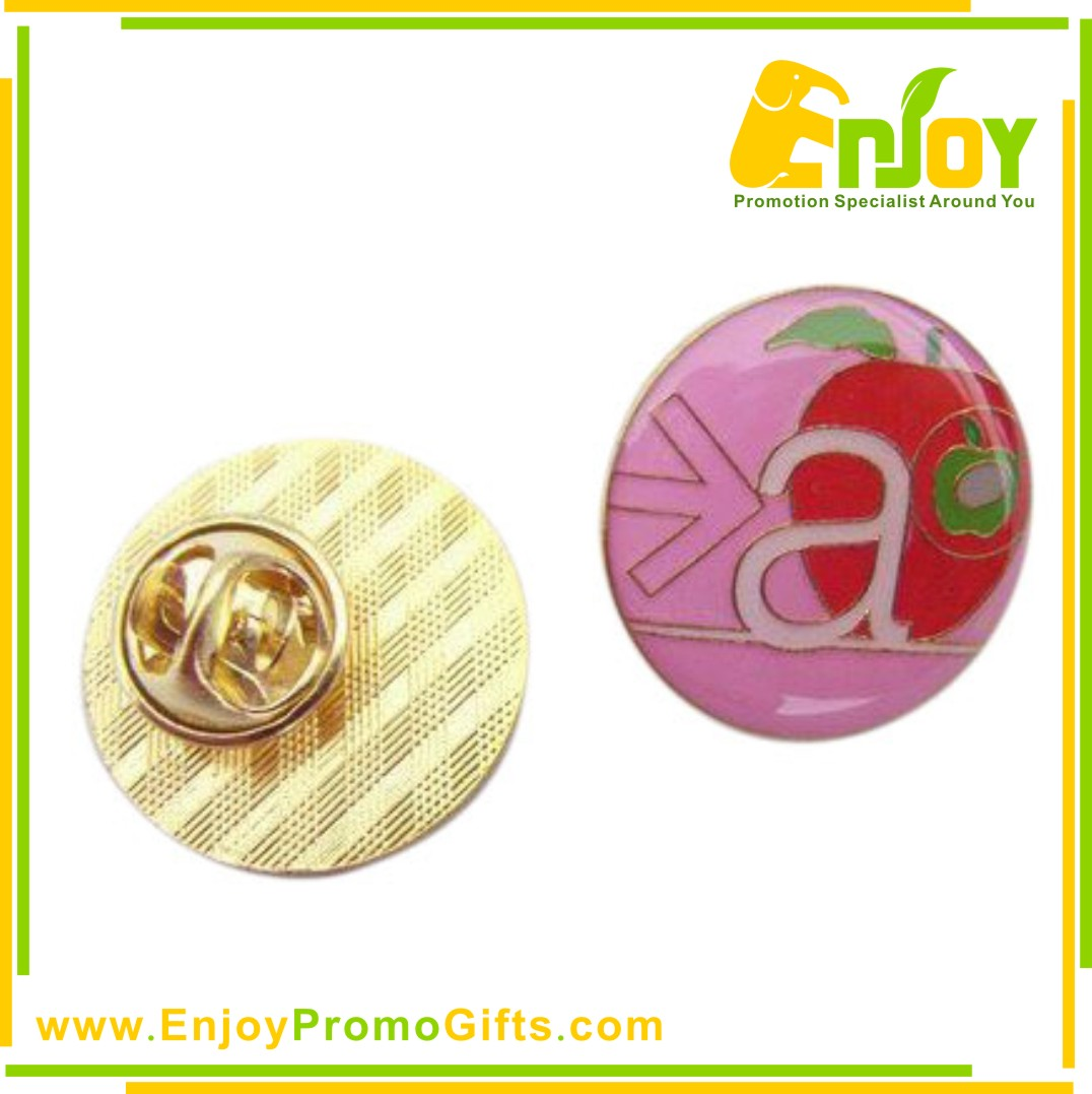 Bespoke Different Shaped Epoxy Doming Lapel Badges
