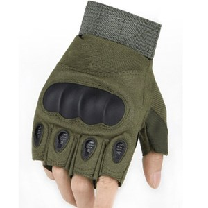 Weightlifting Military Half-finger Fingerless Tactical Airsoft Hunting Riding GYM Cycling hand Gloves