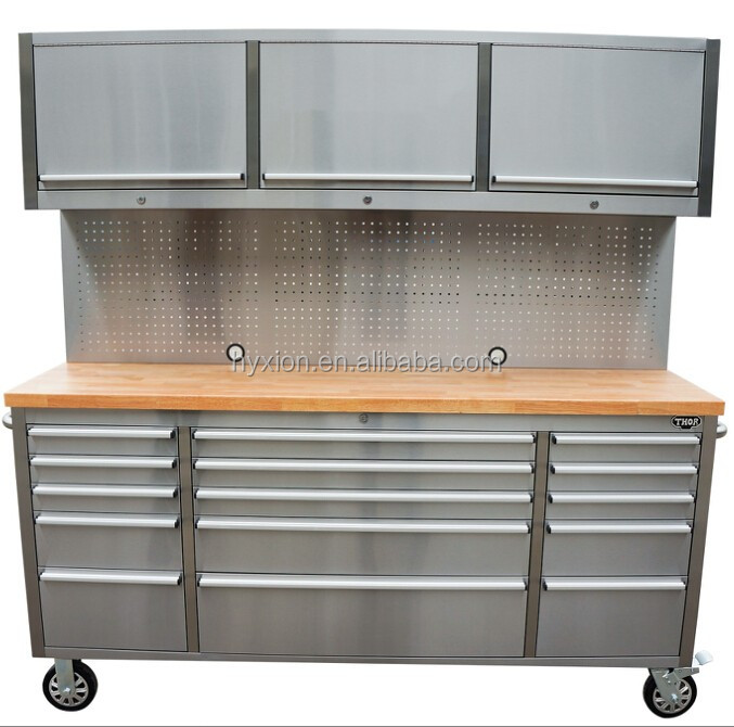 thor 72 stainless steel workbench - Stainless Steel Work Bench