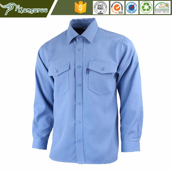 KU061 Work Wear Used Uniform Work Shirts Painting Jumpsuit Uniform